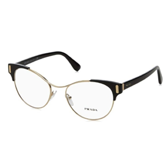 4ae401d09dd NIB Prada Butterfly Eyeglasses PR 61TV